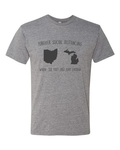 Forever Social Distancing Tee!