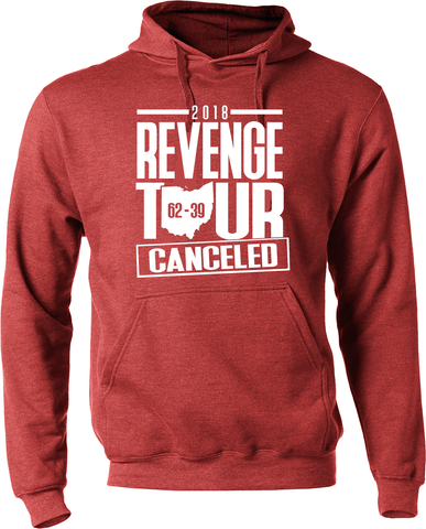 Wage War Apparel Ohio Revenge Tour Canceled Hoodie