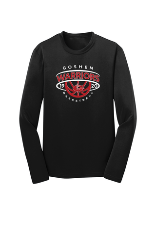 Warrior Basketball Crown Shooter Shirt