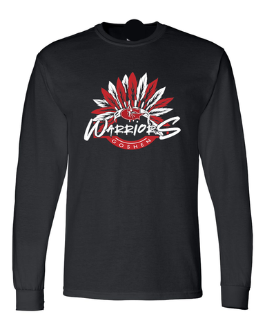Goshen Headdress G Long Sleeve T-Shirt