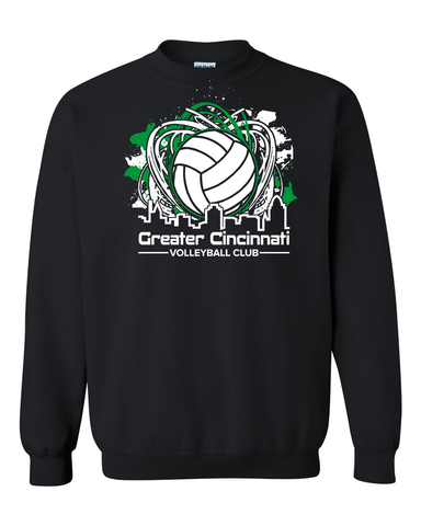 GCVC Skyline Volleyball Crewneck