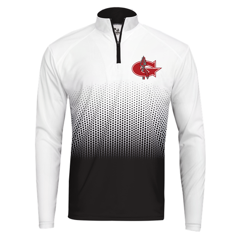 Goshen Warriors Hex 1/4 zip