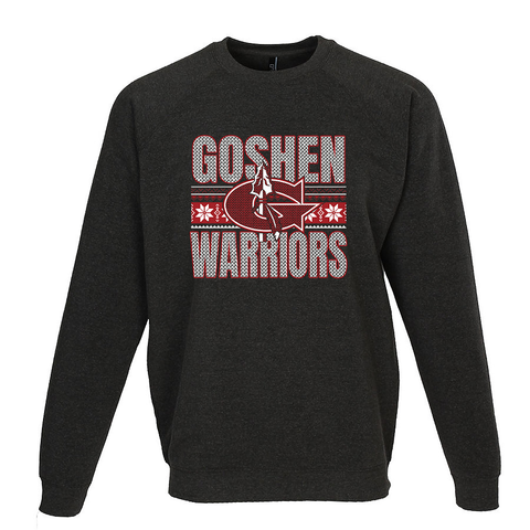 Goshen Ugly Sweater Crewneck
