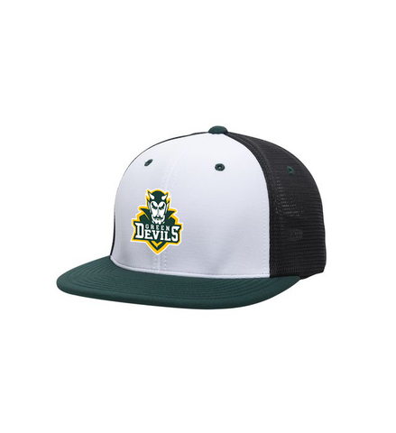 North Adams Embroidered Team Fitted Flexfit Hat