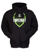 Wilmington College TUFFstreet soft blend Hoodie