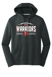 Goshen Warrior football 2019 Poly Hoodie