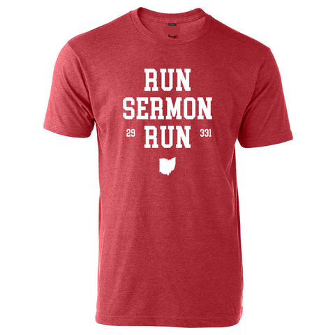 WWA Ohio Run Sermon Run Tee