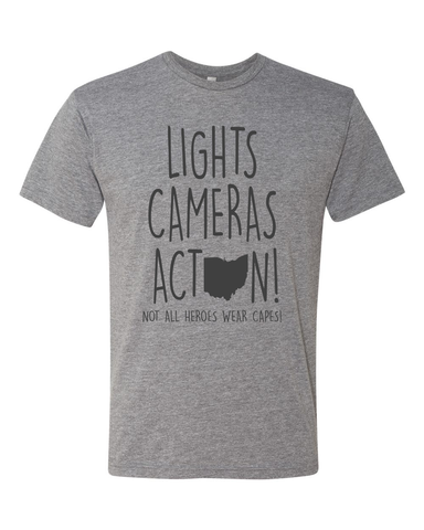 Lights Camera Acton! Tee