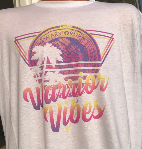 Goshen Warrior Vibes Summer Tee