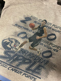 Brayden Sipple 2,000 Career Points T-Shirt (Pre-Order)