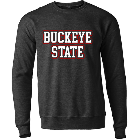 Wage War Apparel Buckeye State Crewneck