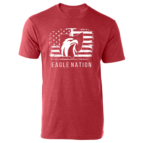 Milford Eagle Nation T-Shirt