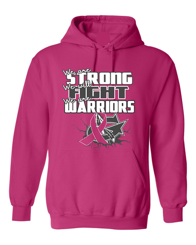 Going Pink in October Hoodie