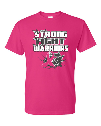 Going Pink in October Tee Junior Class Fundraiser T-Shirt