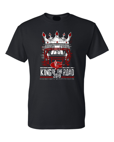 King of The Road Junior Class Fundraiser T-Shirt