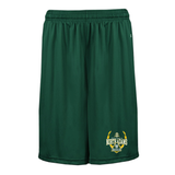 North Adams Football Logo Pocketed 7 inch Youth Shorts