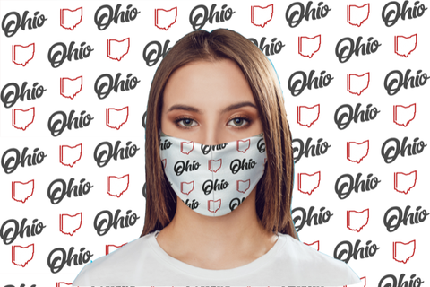 Three Layered OHIO is HOME Mask