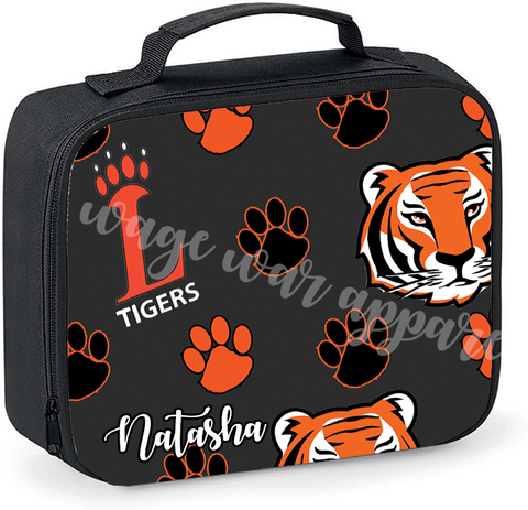 Customized Loveland Insulated Lunch Tote