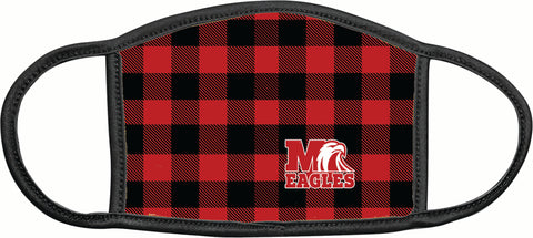 Milford Buffalo Plaid Mask