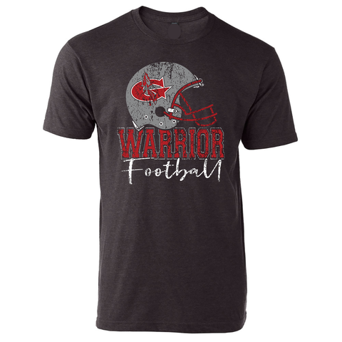 Goshen Warriors Helmet Football Tee