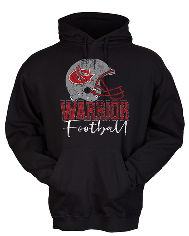 Goshen Warriors Helmet Football Hoodie