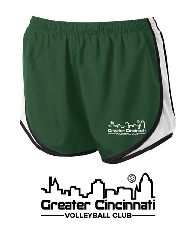 GCVC Ladies Shorts