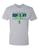 Wilmington College TUFFstreet OUR2T0RY 50/50 blend T-Shirt