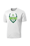 Wilmington College TUFFstreet Game Day 100% poly T-Shirt
