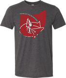 Goshen Warriors Thumbprint Design 3 Tee