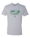 Wilmington College TUFFstreet Camo 50/50 blend T-Shirt