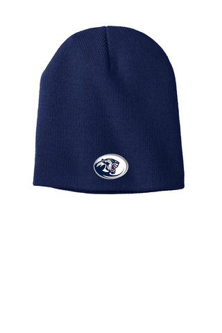 Blanchester Wildcats Youth Basketball Embroidered Beanie