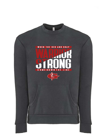 Goshen Warrior Warrior Strong Crew neck With Pocket