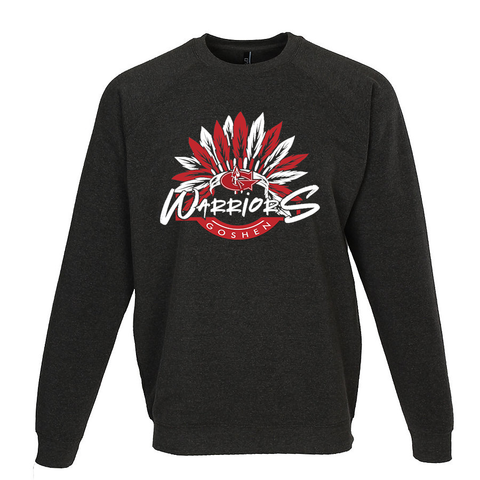 Goshen Feather Crewneck