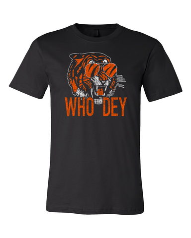 Who Dey Cool Dey T-Shirt