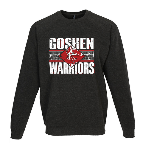 Goshen Diamond G Crewneck