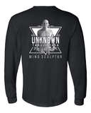Mind Sculptor I am Unknown Long Sleeve Tee