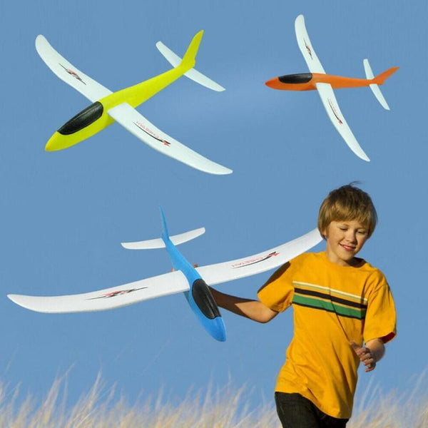 60 X 100 X 15.5cm Hand Throwing Airplane