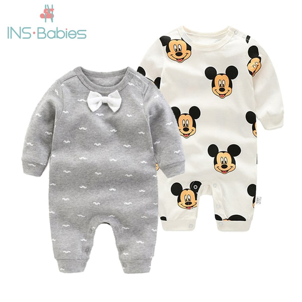 Cartoon Baby Clothes
