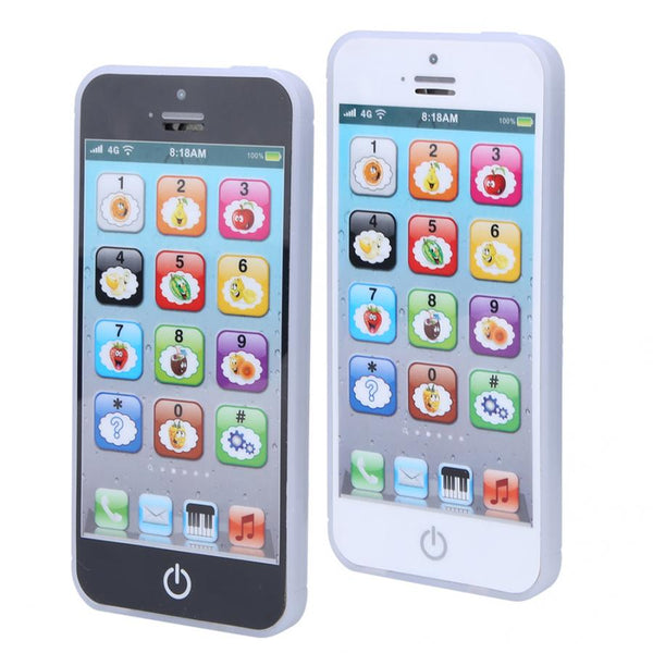 children toy phone with  touch screen