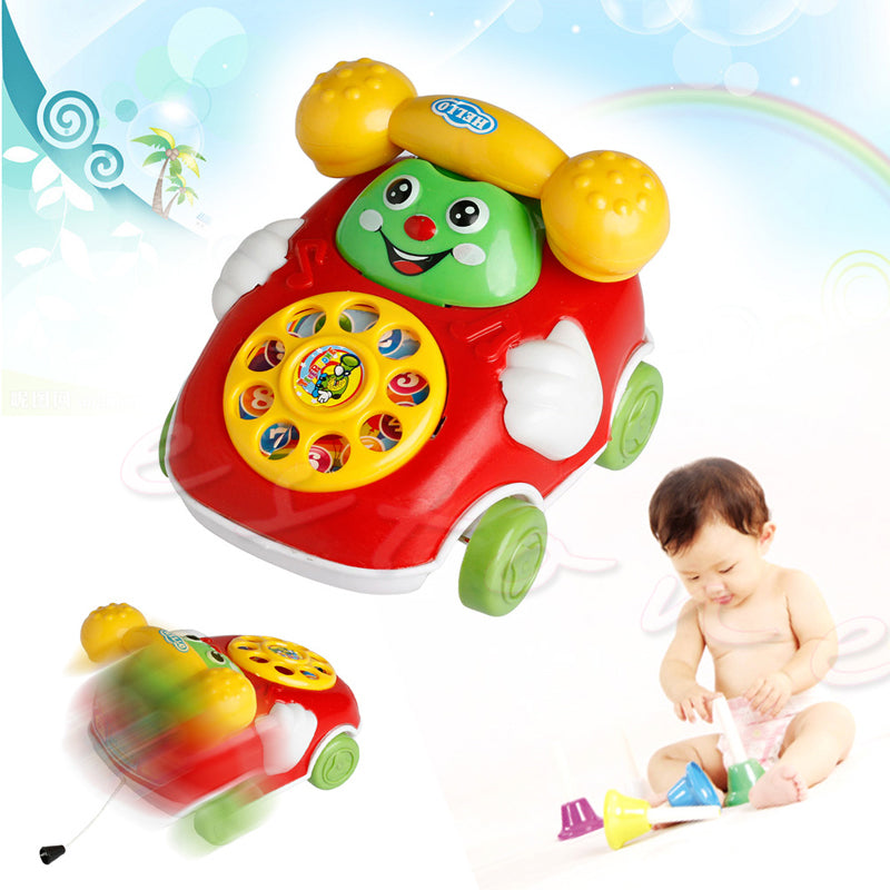 Musical Cartoon Phone for kids
