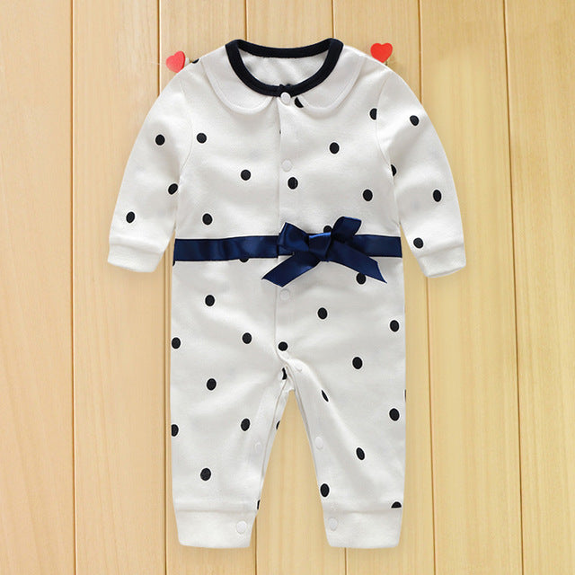 dd98c1d11 Toddler Baby Rompers Autumn Roupas Infant Jumpsuits Boy Clothing ...