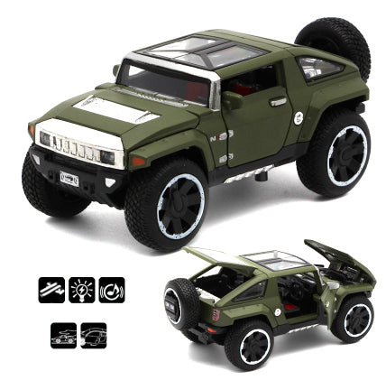 Hummer HX alloy model Car
