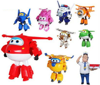Planes robot Action Figures
