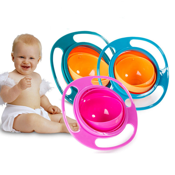 Baby Feeding Learning Bowl