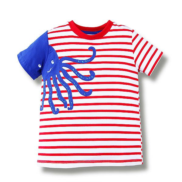 36e84537 Children T shirts for Boys Clothes 2018 Brand Baby Boys Summer Tops Tee  Shirts Fille Animal Print Kids T-shirts Boy Clothing
