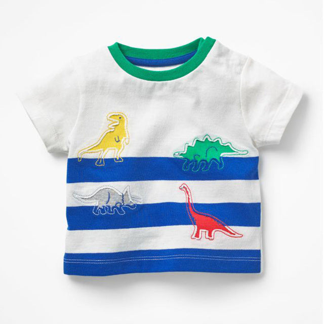 Cotton Printed Baby Boy Clothing