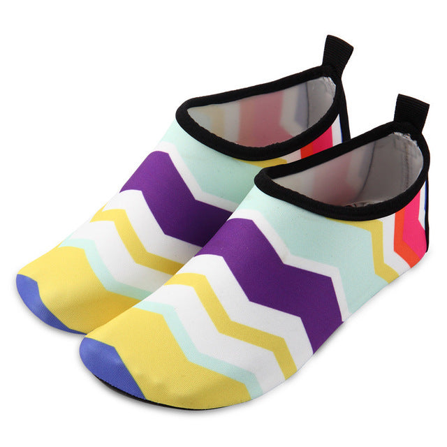 0d24f5acc Children animal shoes boys skin care socks girls soft indoor sports shoes  unisex diving swim beach shoes treadmill Gym shoes