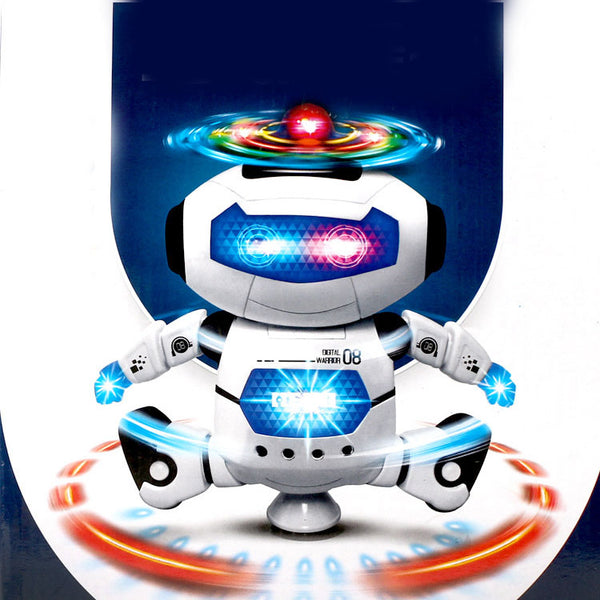 Smart Space Dancing Robot