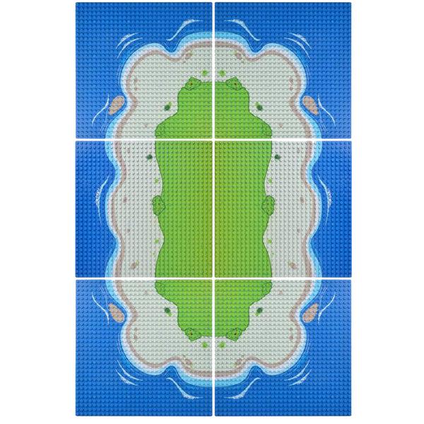 Sandy Beach Mat