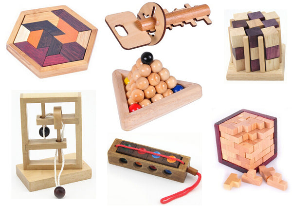 Puzzles Toy